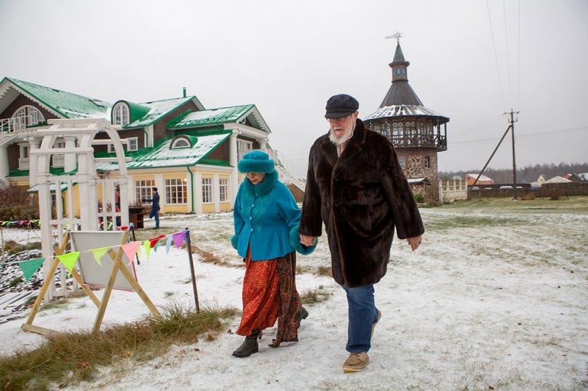 Как британец Джон Кописки переехал в российскую глубинку и стал фермером
