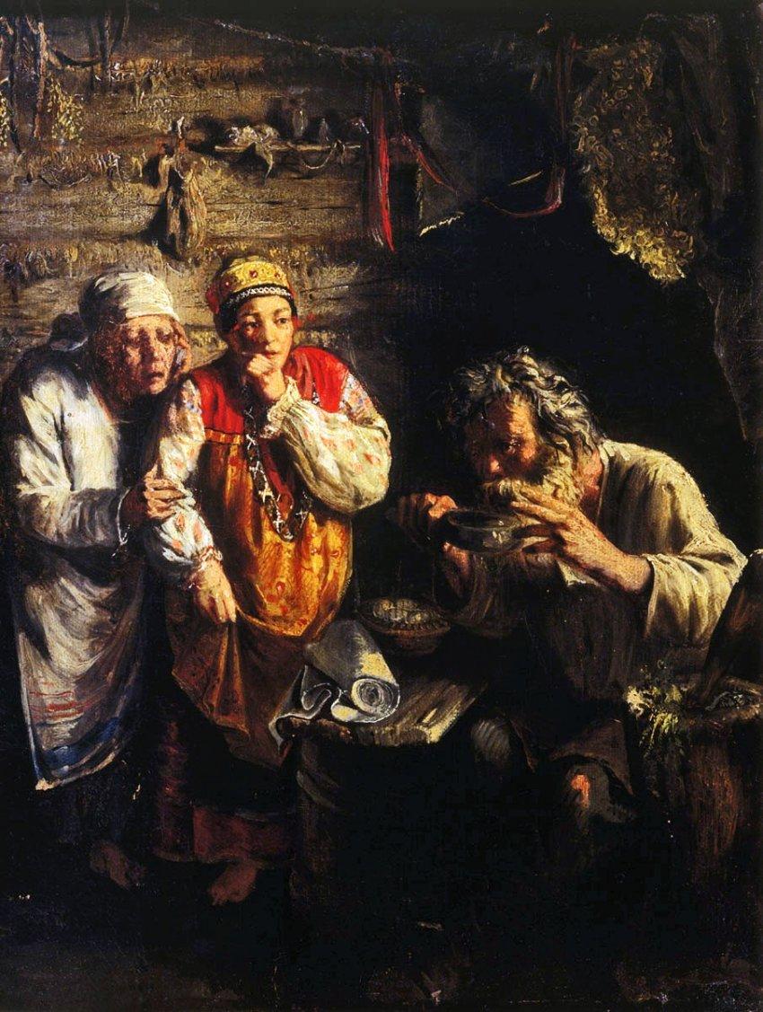 Народная медицина русских крестьян