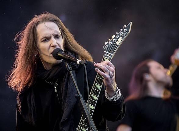 В Финляндии скончался 41-летний музыкант Алекси Лайхо