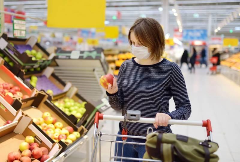 Пандемия коронавируса изменила пищевые пристрастия россиян