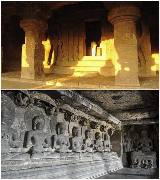 Эллора: уникальные храмы высеченные в скале