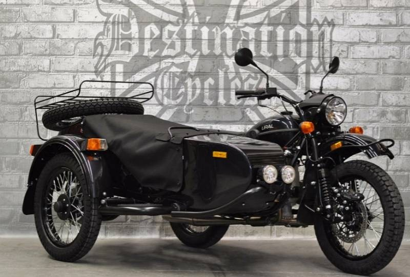В России выпустили новый мотоцикл по цене японского внедорожника