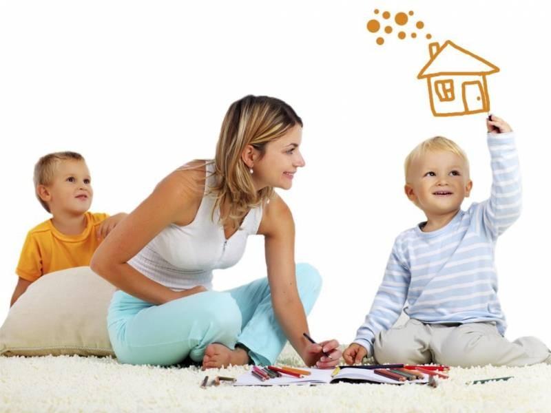 Материнский капитал в 2021 году на двоих детей собираются проиндексировать