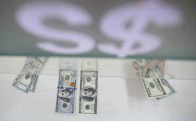 Предсказание на курсы иностранных валют в 2021 году