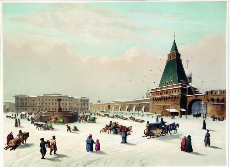 Чем прекрасна была жизнь в Москве в XIX веке