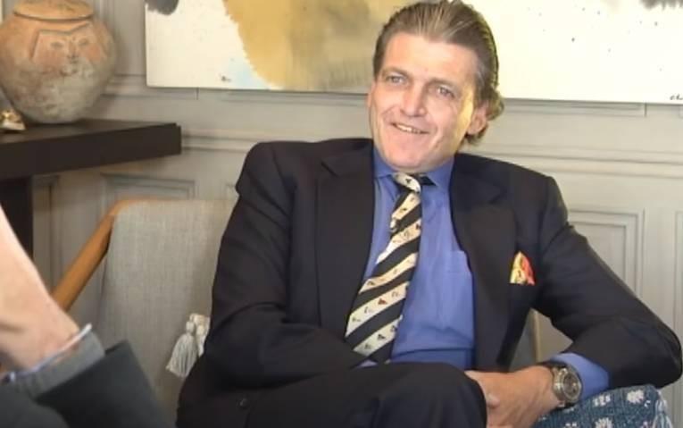 В Швейцарии 16 января 2021 года умер французский банкир Бенджамин де Ротшильд
