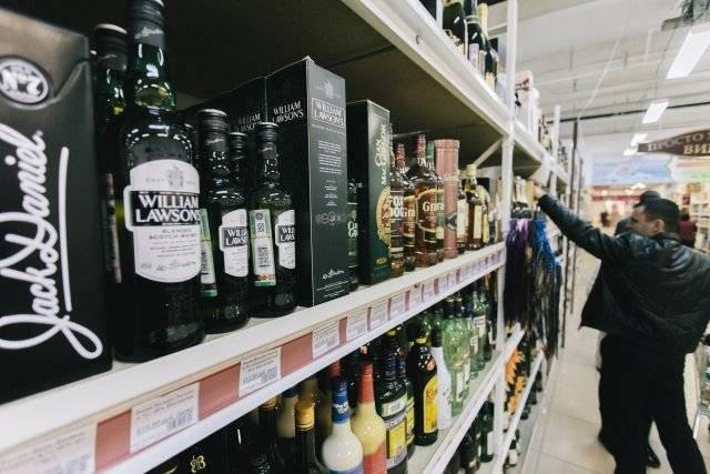 В России не будет продажи алкоголя в Интернете в 2021 году