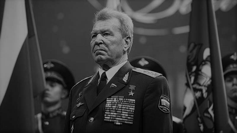 В России скончался Герой Советского Союза Николай Антошкин