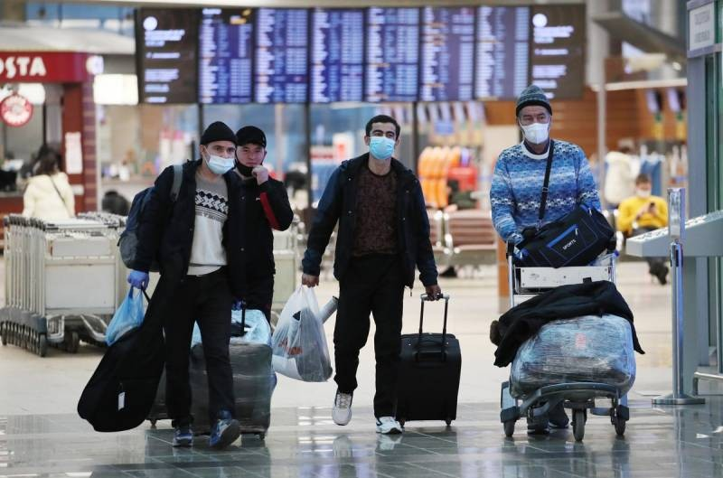 Россия в мире по числу мигрантов заняла 4 место
