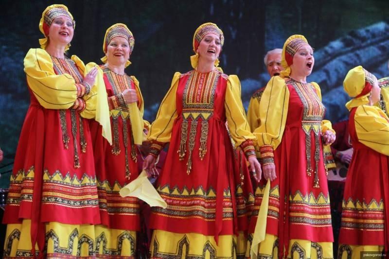 Почему и какие русские народные песни затронули души иностранцев