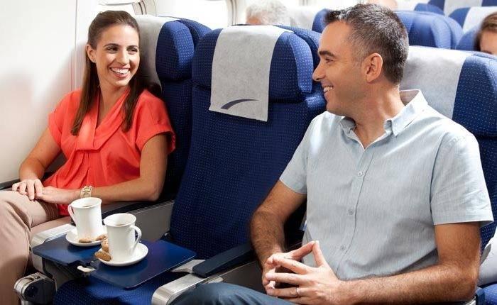 Авиакомпания «Победа» запустила новую услугу Extra seat