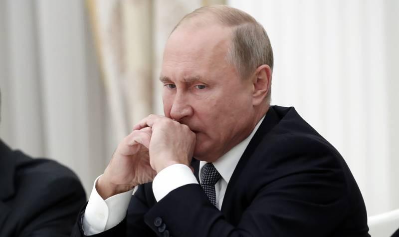 Владимир Путин надеется в скором времени восстановить российскую экономику