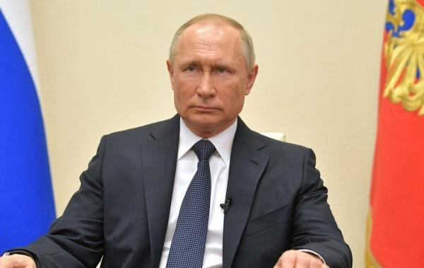 Путин высказался о масштабах вакцинации от коронавируса