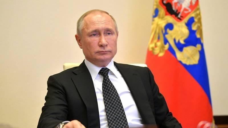 В TikTok анонсировали митинги в поддержку Владимира Путина 30 января 2021 года