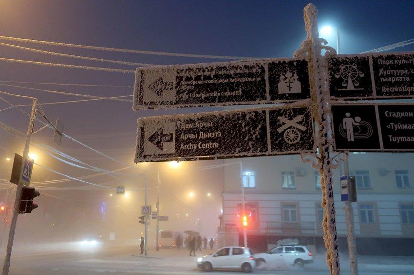 Как жители разных регионов России переносят морозы