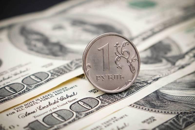 Российские банки направили миллиарды долларов чтобы укрепить курс рубля