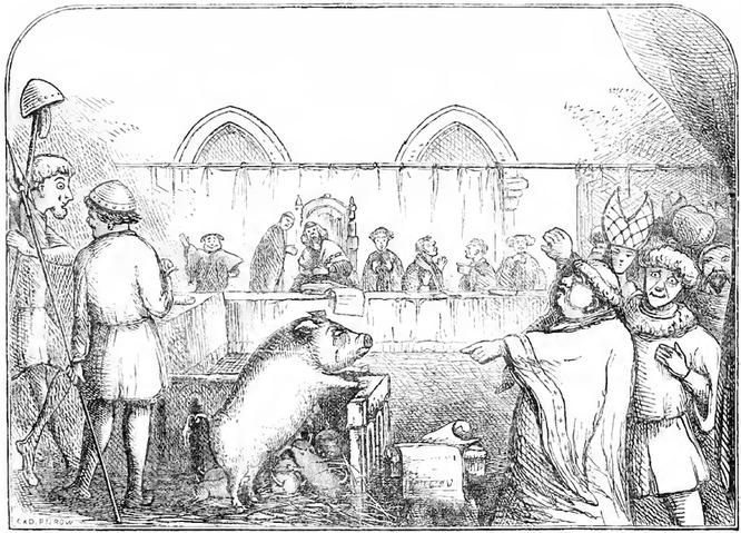 Традиции средневековья выходящие за рамки разумности