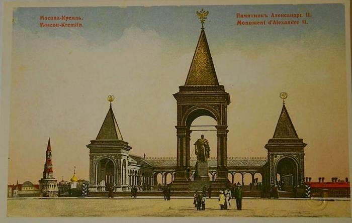 Московский Кремль: ТОП-6 строений которые мы утратили