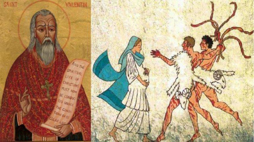 Луперкалии: языческие истоки Дня Святого Валентина
