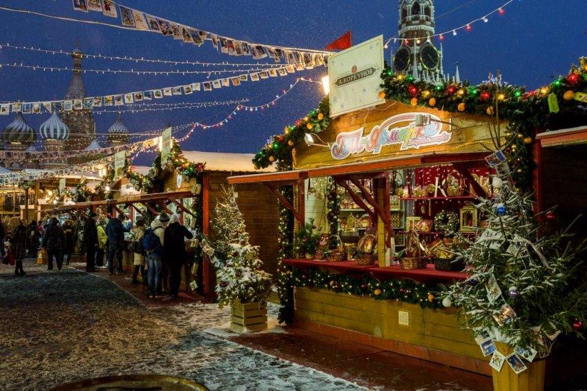 Даты проведения ярмарок выходного дня в Москве в 2021 году