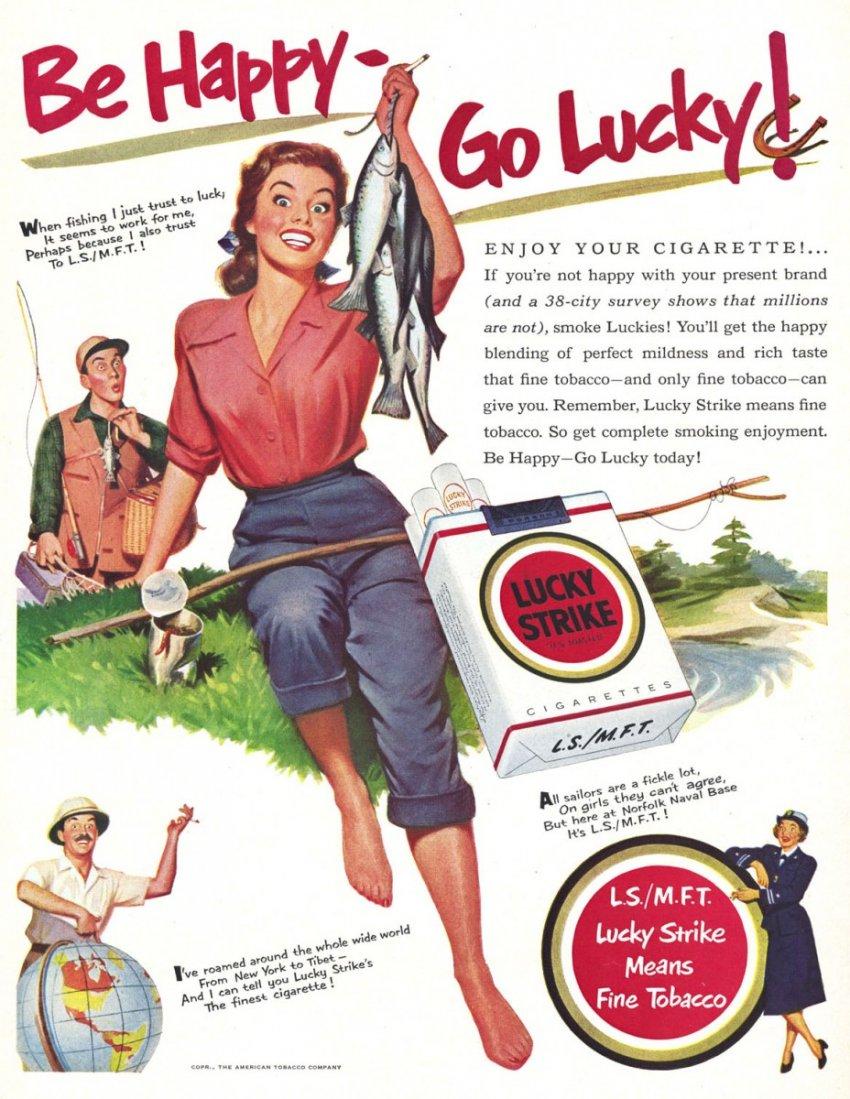 Как американский пропагандист научил курить женщин