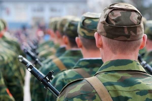 Почему в некоторые военные части не хотят отправляться срочники и контрактники в России