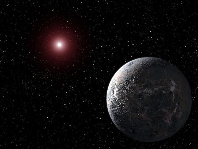 Ученые открыли горячую сверхземлю на орбите соседнего «красного карлика»
