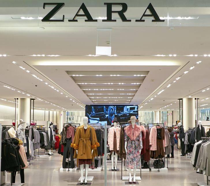 История основания и развития бренда одежды Zara