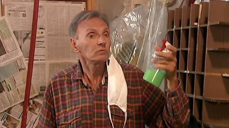 От кого стало известно, что актёр Александр Казимиров, сыгравший в «Ликвидации», скончался в Одессе