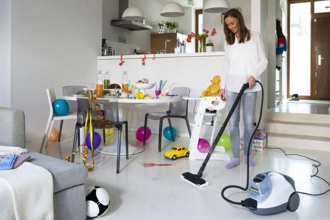 Как быстро и эффективно сделать генеральную уборку квартиры