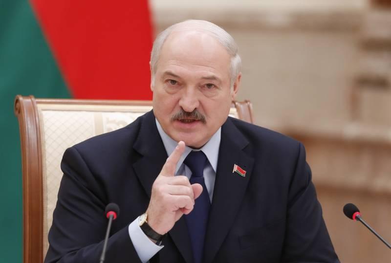 Александр Лукашенко назвал двоих вероятных преемников