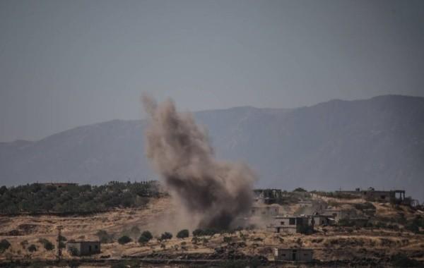 В Сирии российским военным удалось уничтожить пещеру боевиков