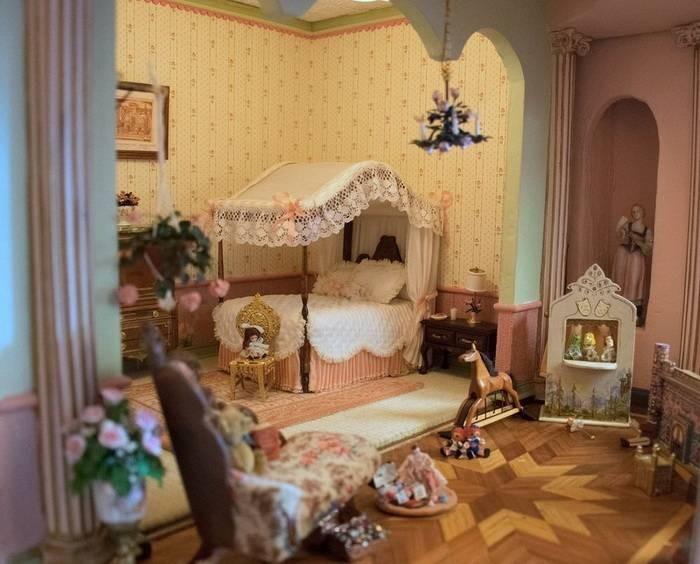 Как выглядит самый дорогой кукольный дом за 8,5 млн долларов