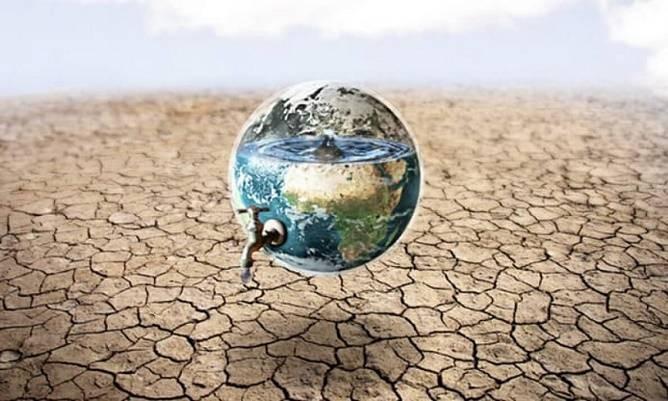 Человечеству предрекли скорое столкновение с глобальным дефицитом пресной воды