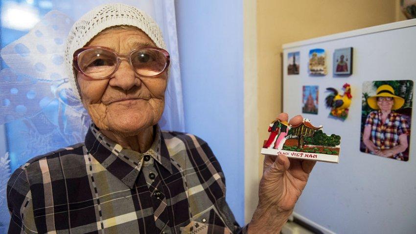Что больше всего привлекает иностранцев в русских бабушках