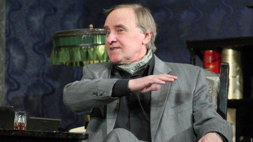 В Москве скончался популярный актер театра и кино Виктор Конашенков