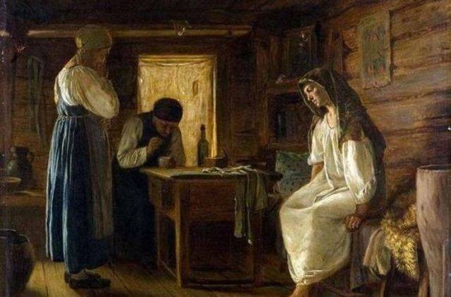 Почему старых дев на Руси называли вековухами и обрекали на страдания