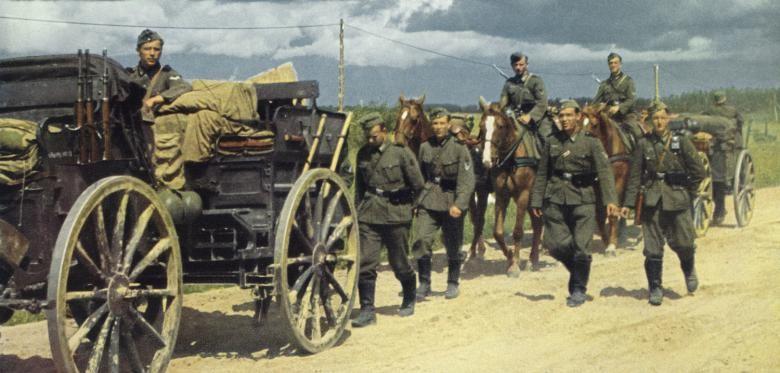 Бордели Третьего рейха и дети оккупации