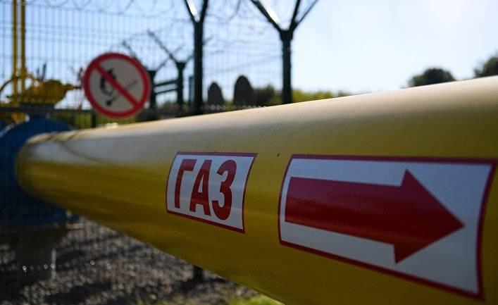 Европа приобрела рекордный объем газа из Европы