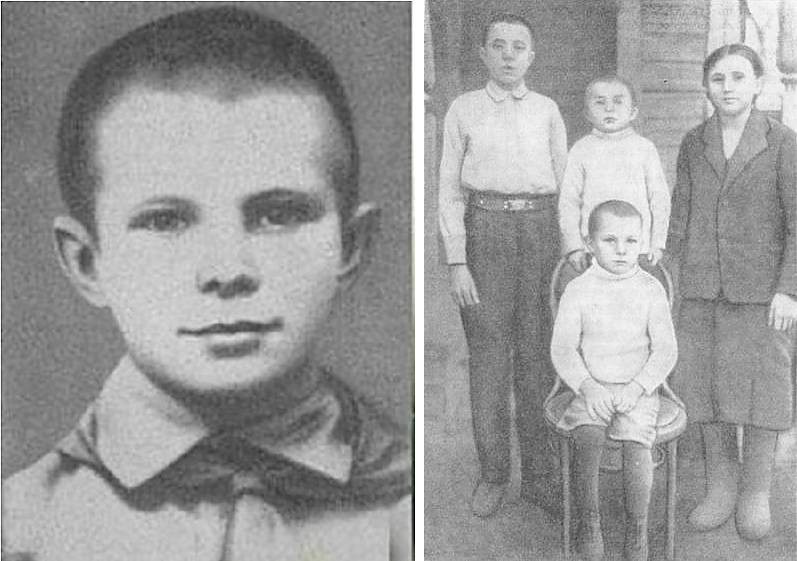 Кем были предки космонавта Юрия Гагарина до революции