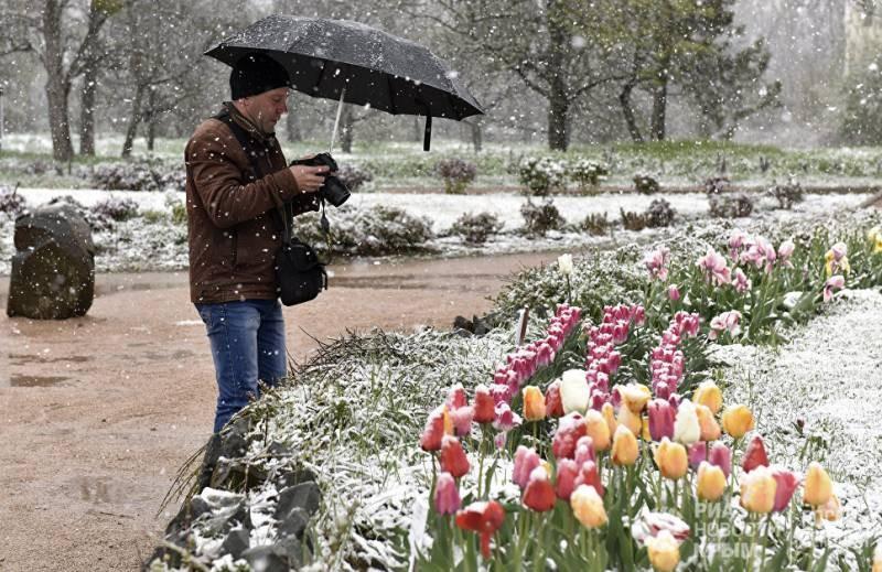 В Гидрометцентре предупредили, что возможно скорое потепление
