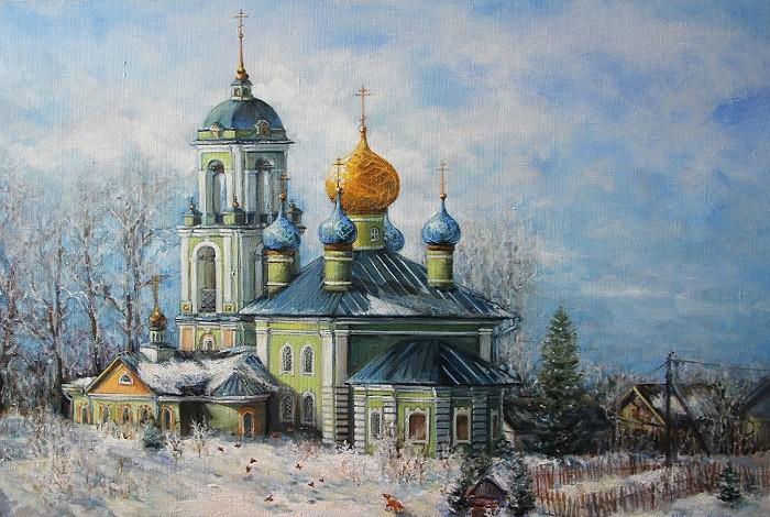 Богослужения в праздник Лазарева суббота традиционно пройдет во всех православных храмах