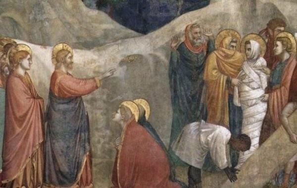 24 апреля отмечается Лазарева суббота