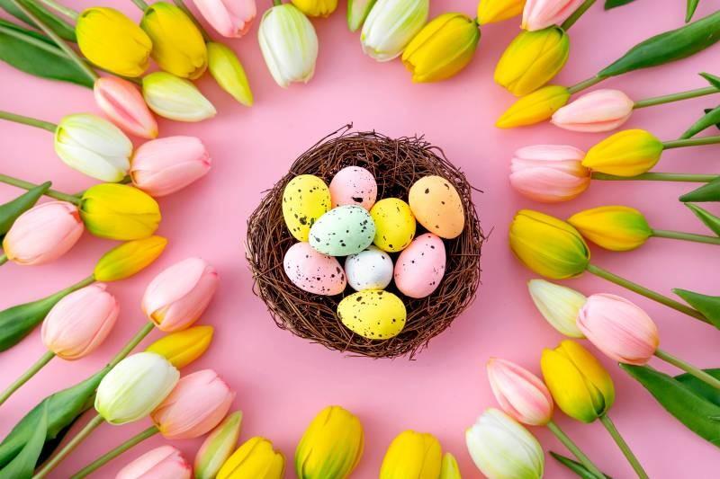 Какого числа в 2021 году, согласно традиции, будет проходить освящение пасхальных куличей и яиц