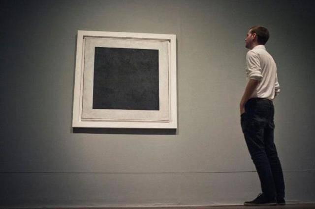 Как Казимир Малевич создал черный квадрат, и почему он так дорого стоит, хотя его может нарисовать каждый