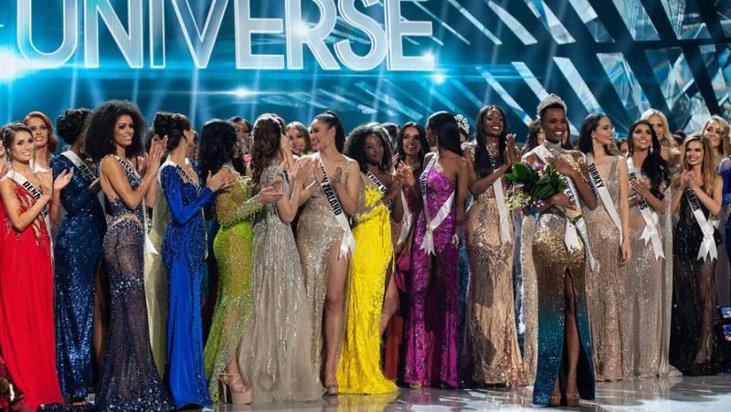 Россиянка Алина Санько не прошла в полуфинал на международном конкурсе Мисс Вселенная
