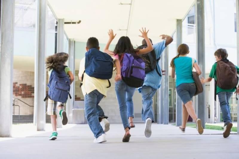 Ученики казанской школы могут раньше уйти на каникулы