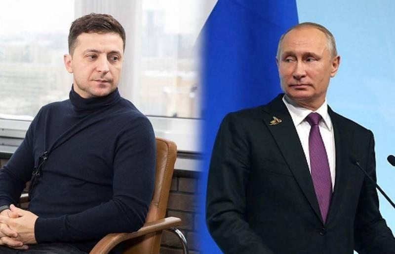 Владимир Зеленский заявил о начале подготовки к встрече с Владимиром Путиным