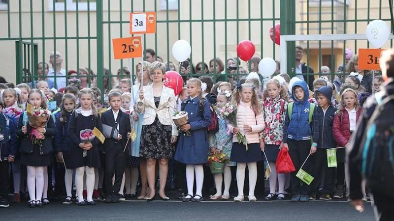 Перенесут ли начало учебного года – 2021 в школах из-за выборов, рассказали в Минпросвещения РФ