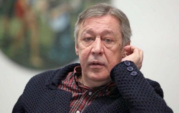 Михаил Ефремов рассказал, как ему живется в тюрьме